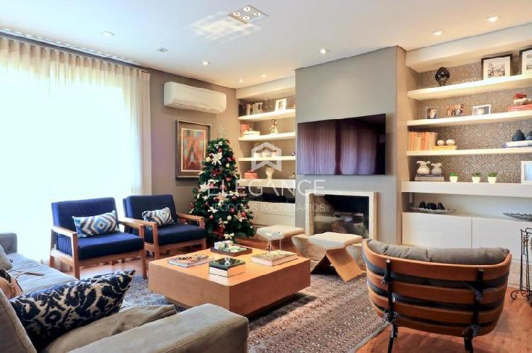 Apartamento perfeito com 144 m2 3 dormitórios suíte 3