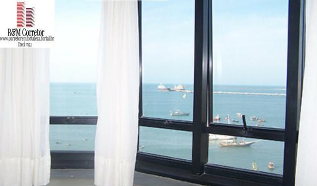 Apartamento por temporada na beira-mar em fortaleza-ce