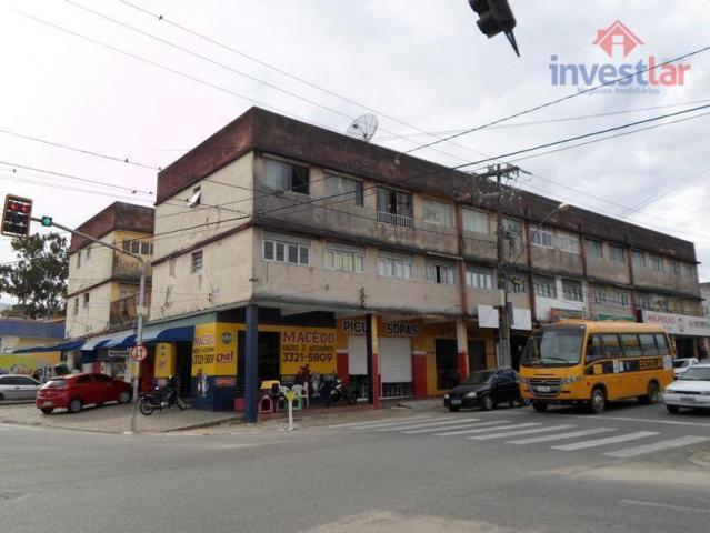 Apartamento residencial lisboa para locação, centro,