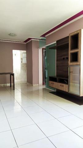 Apartamento semi mobiliado perto da uenf
