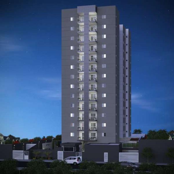 Apartamentos de 60m² 2 dorm. 1 suíte 2 vagas.