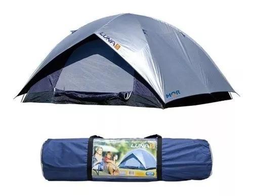 Barraca acampamento camping 5 pessoas impermeável luna mor