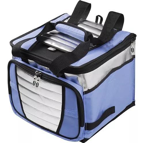 Bolsa térmica ice cooler 24 litros camping até 32 latas