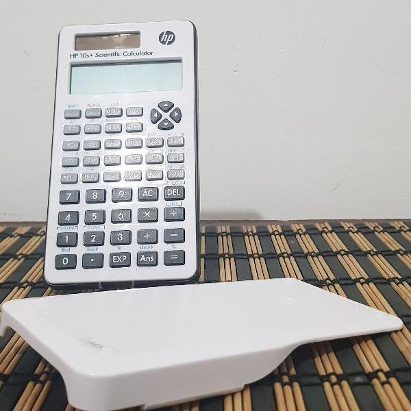 Calculadora científica hp 10s+ scientific calculator