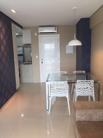 Easy mobilado, 1 quarto loft, pronto para morar !!!