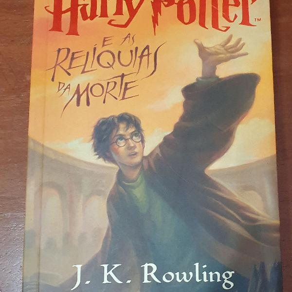 Harry potter e as relíquias da morte (j. k. rowling)