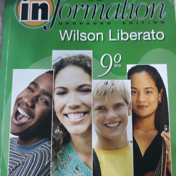 Livro english information 9 ano - editora ftd