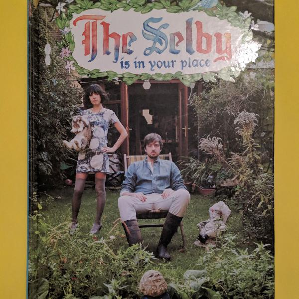 Livro the selby is in your place