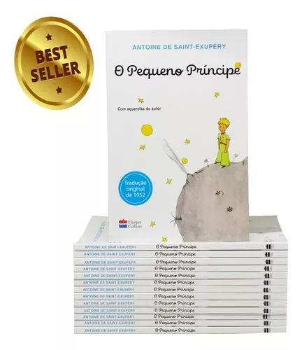 Promoção livro o pequeno principe 96 paginas curitiba