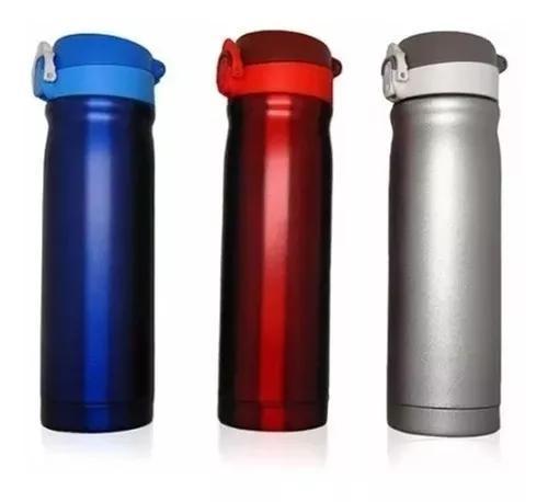 Squeeze garrafa cantil térmica inox 500 ml acad