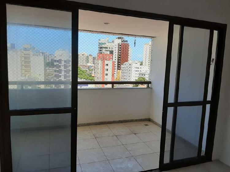 Vendo apartamento 85m² com 2 suítes - avenida paulo vi -