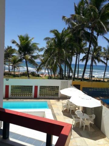 Village praia do flamengo - 3/4 - todos c/ ar-cond - frente