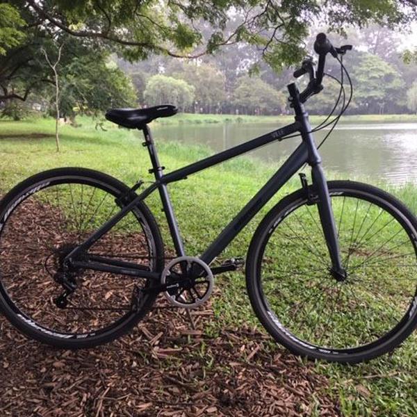 Bicicleta aro 29 700 urbana alumínio