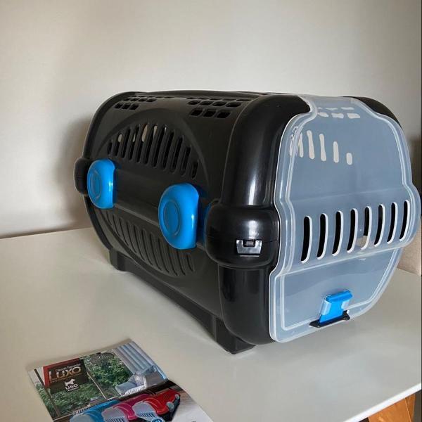 caixa transporte para cão ou gato