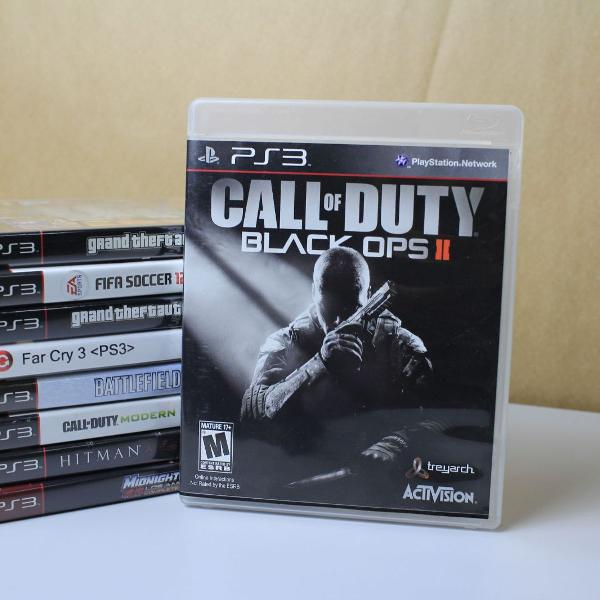 Call of duty ops 2 ps3
