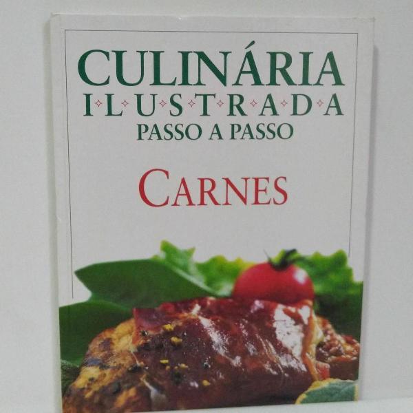 Culinária ilustrada passo a passo - carnes excelentes