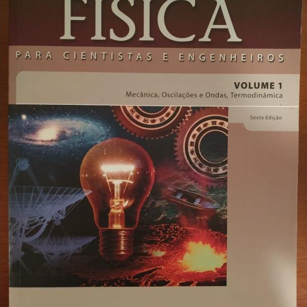 Física para cientistas e enegenheiros