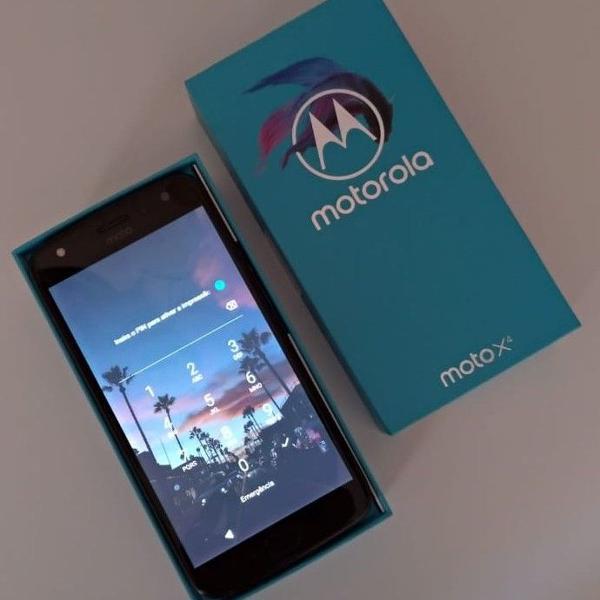 Motorola moto x4 preto