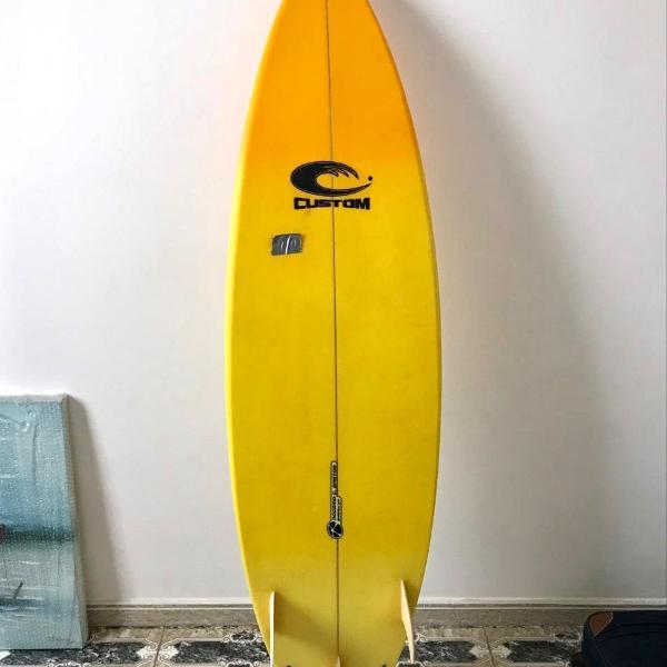 Prancha surf amarelão 510
