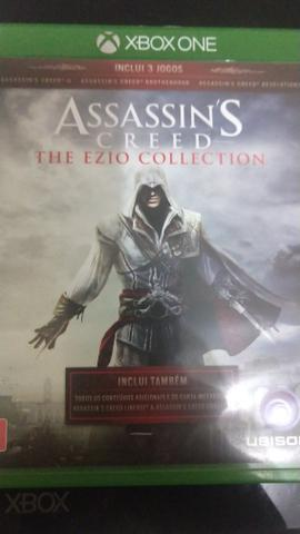 3 jogos assassin's creed brotherhood revelations ezio