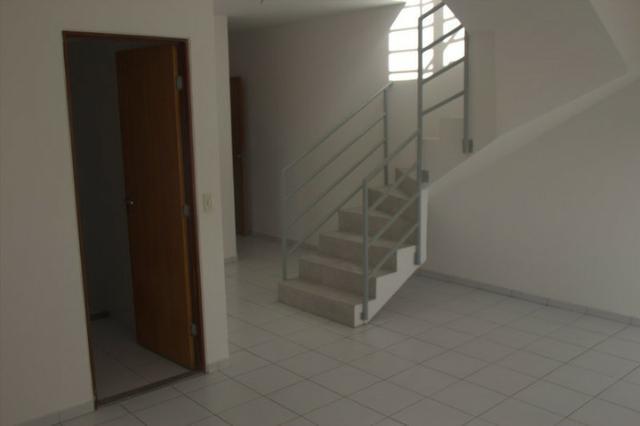 Aluguel - apartamento duplex