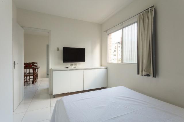 Apartamento 31 b, mobiliado, edfº casa blanca, sala e