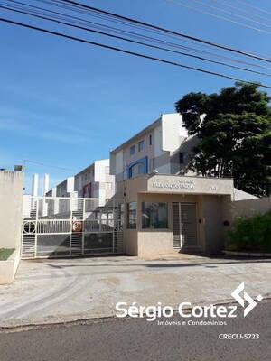 Apartamento com 3 quartos no condomínio residencial park