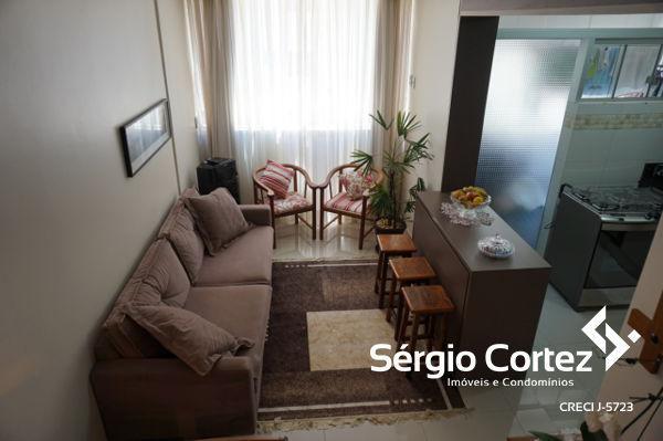 Apartamento duplex com 3 quartos no residencial porto