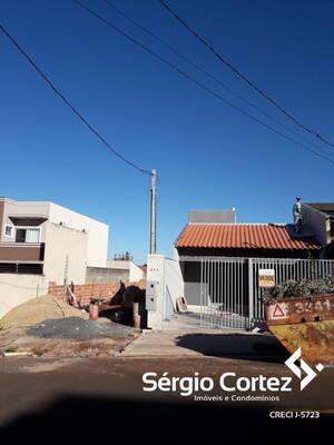 Casa com 3 quartos - bairro terras de santana ii em londrina