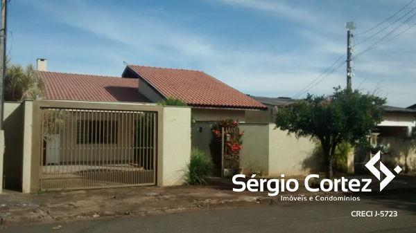 Casa com 4 quartos - bairro santa mônica em londrina