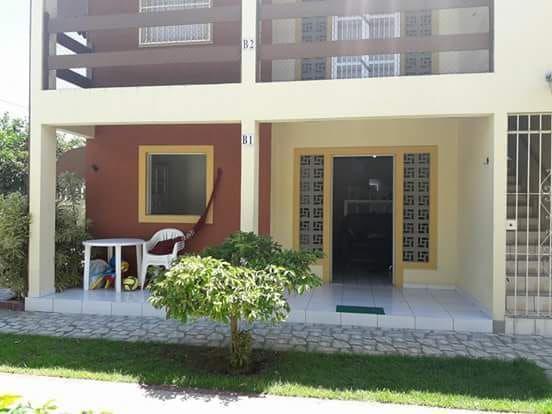 Casa de praia (beira-mar) na ilha de itamaracá - pe