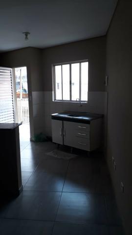 Casa em condominio - 1 quarto, sala e cozinha r$ 750,00 -