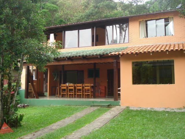 Confortável casa praia da fortaleza ubatuba 3 dormitórios