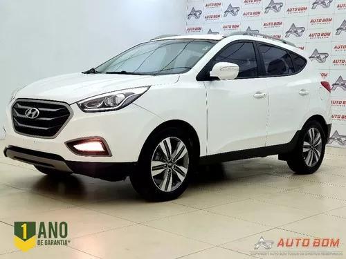 Hyundai ix35 ix35 hyundai ix35 gl 2.0 16v automático +
