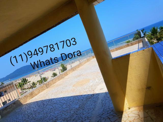 Kitão frente ao mar praia grande guilhermina wi-fi com
