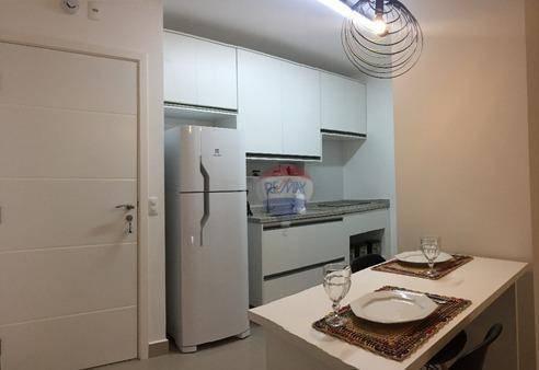 Loft com 1 dormitório para alugar, 37 m² por r$