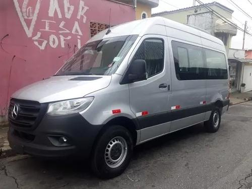 Mercedes-benz sprinter van 416 luxo