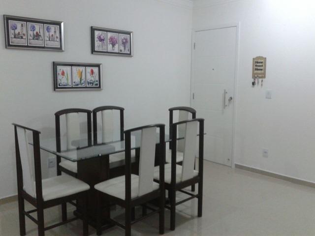 Otimo apartamento de 2 quartos, totalmente mobiliado nos