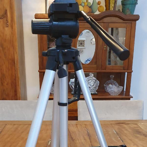 Tripé binóculo profissional stc-360 até 1,80 mts +