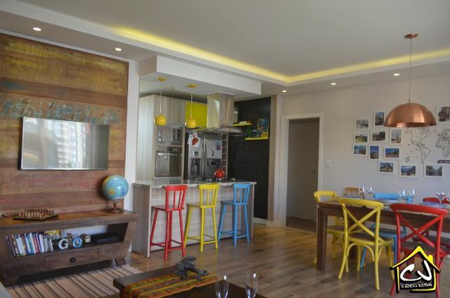 Verão 2020 - apartamento c/ 3 quartos (ar) - beira mar -