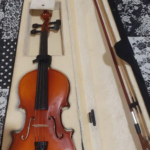 Violino marquês 4/4 novo