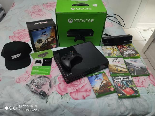 Xbox one completo zero