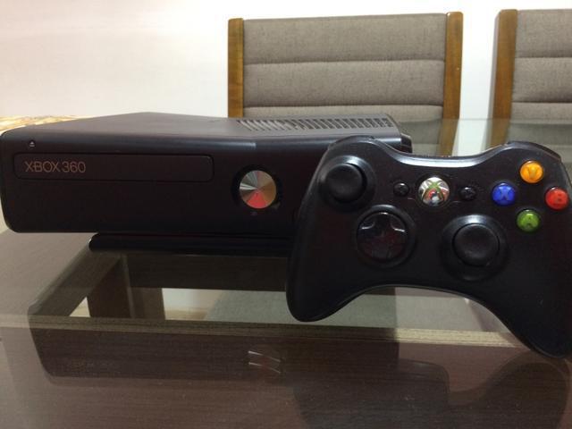 Xbox360 slim, destravado rgh, hd250gb, lindo