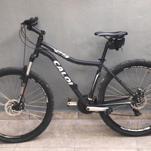 Bicicleta caloi sport 29