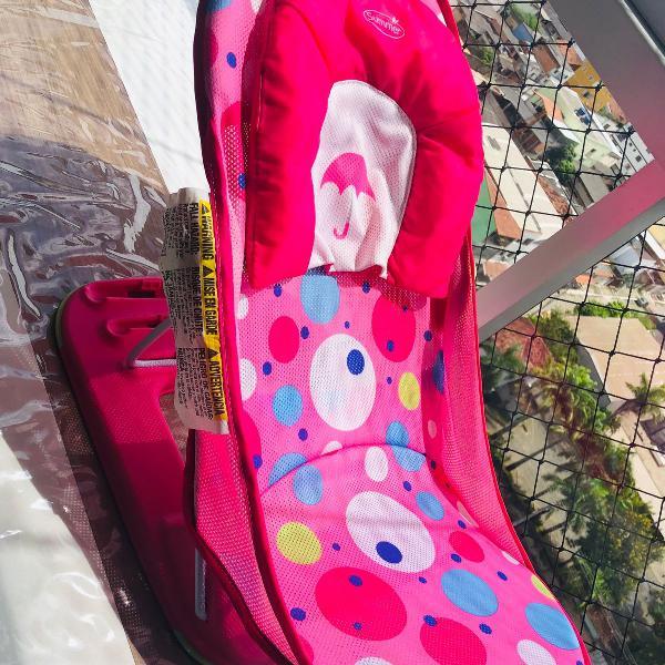 Cadeira de banho de bebê