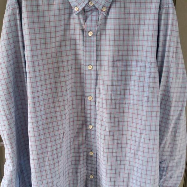 Camisa tailored by j. crew tamanho g