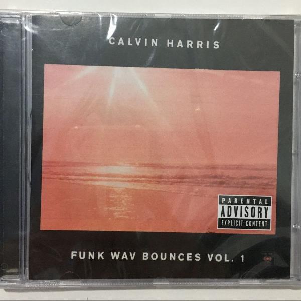 Cd funk wav bounces calvin harris