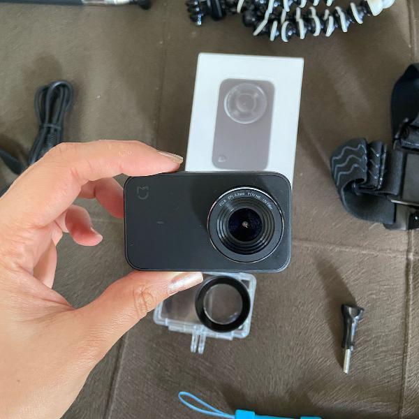 Câmera filmadora de ação xiaomi