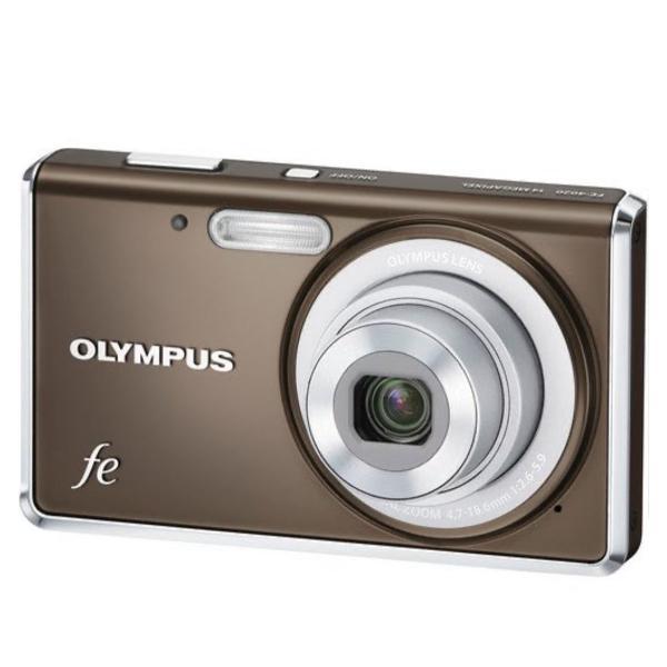 Câmera olympus fe 4000