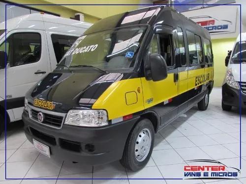Fiat ducato minibus 2.3 me diesel 2.3 multijet economy 5p